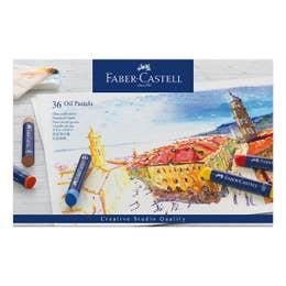 Faber-Castell Goldfaber Oil Pastel Set