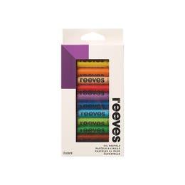 Reeves Oil Pastel  Set 12