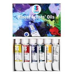 Art Spectrum Oil Paint Sets 6 x 40ml