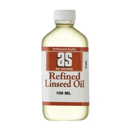 Art Spectrum Refined Linseed Oil 100ml