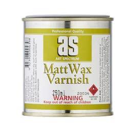Art Spectrum Matt Wax Varnishes 250ml