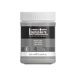 Liquitex Black Lava Texture Gel