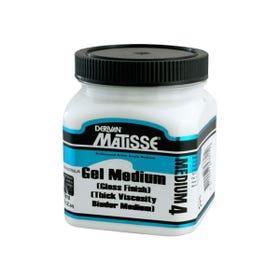 Matisse Gel Mediums 250ml