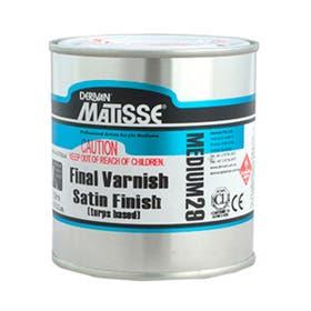 Matisse Turps-Based Satin Varnish 250ml