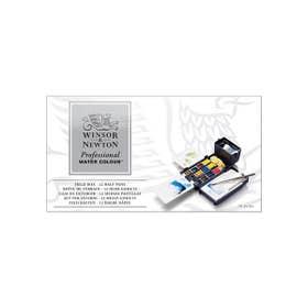 Winsor & Newton Professional Watercolour Field Box Packaging
