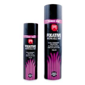 Micador Workable Matt Fixative Sprays