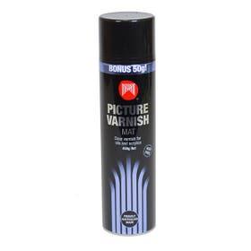 Micador Matt Picture Varnish Spray 450g
