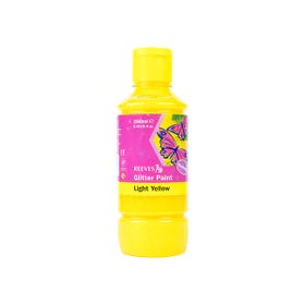 Reeves Glitter Paints 250ml