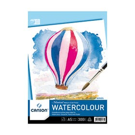 Montval Watercolour Pads Medium (Cold Pressed) 300gsm 12 Pages A5