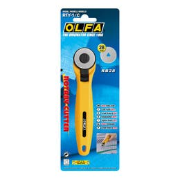 Olfa Rotary Cutter Small Cutter RTY-1G28mm