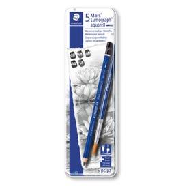 STAEDTLER Mars Lumograph Aquarell Pencil Set