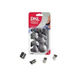 DAS Metal Clay Cutters Pack 12