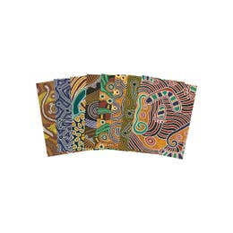 Paper Packs 22cm x 28cm Down Under Pack 32