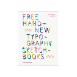 Free Hand New Typography Sketchbook