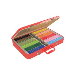 Faber-Castell Classic Pencil Suitcase Tin 300