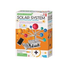 4M Green Science Solar System Kit