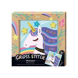 Avenir Cross Stitch Unicorn Kit