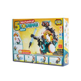 CIC 5 in 1 Mechanical Coding Robot Kit