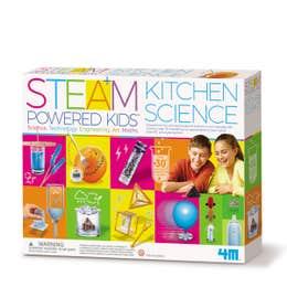 4M Steam Deluxe Kitchen Science Kit