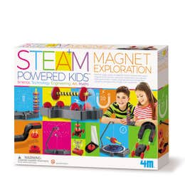 4M Steam Magnet Exploration Kit