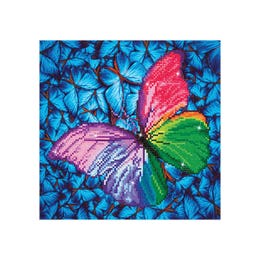 Diamond Dotz Flutter by Pink Kit Design