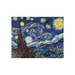 Diamond Dotz Starry Night Van Gogh Kit Design