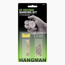 Hangman 60 Second Picture Hanging Kit