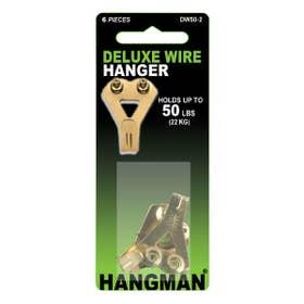 Hangman Deluxe Wire Hangers Pack 2