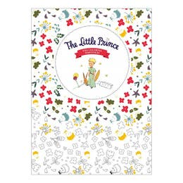 The Little Prince: The Colouring Portfolio