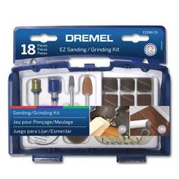 Dremel EZ-Lock Sanding & Grinding Set