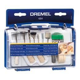 Dremel Cleaning & Polishing Accessory Set