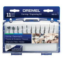 Dremel Carving & Engraving Kit