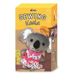 Avenir Sewing Doll Koala Kit