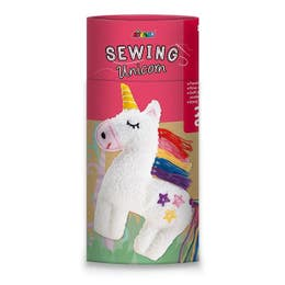 Avenir DIY Sewing Unicorn Kit Package