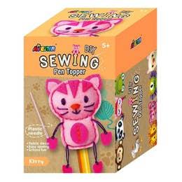 Avenir Sewing Kitty Pen Topper Kit