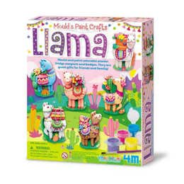 Mould & Paint Kits Llamas