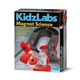 4M Kidzlabs Magnet Science Kit