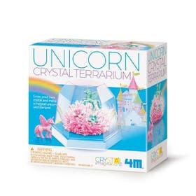 4M Unicorn Crystal Terrarium Kit