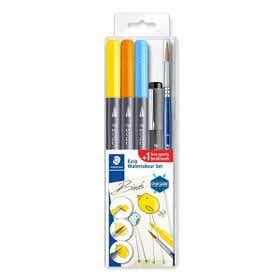STAEDTLER Watercolour Brush Pen Set Birds