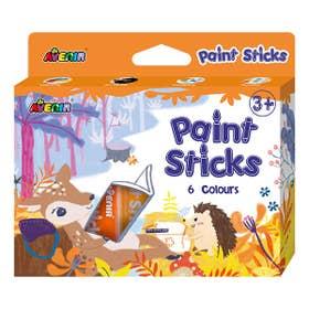 Avenir Paint Sticks Set 6 Assorted