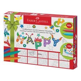 Faber-Castell Greeting Card Pen Set