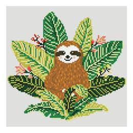 Diamond Dotz Sloth Kit Design