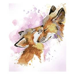Diamond Dotz Fox Bliss Kit Design