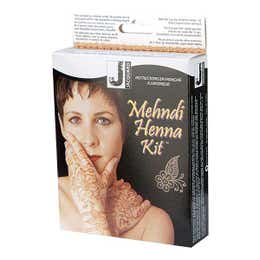 Jacquard Body Art Mehndi Henna Art Kit