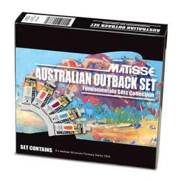 Matisse Structure Fundamental Australian Outback Set