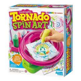 4M Thinkingkits V2 Tornado Spin Art Kit