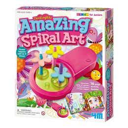 4M Thinkingkits Amazing Spiral Art Kit