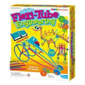 4M Thinkingkits Flexi-Tube Engineering Kit