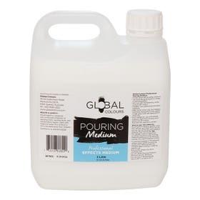 Global Pouring Medium