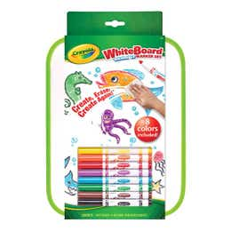 Crayola Washable Dry Erase Board & Marker Set